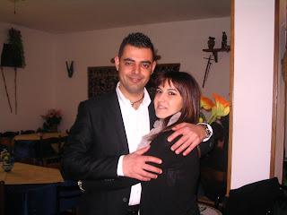 coppia con lo sponsor della sardegna consuelo e raimondo
