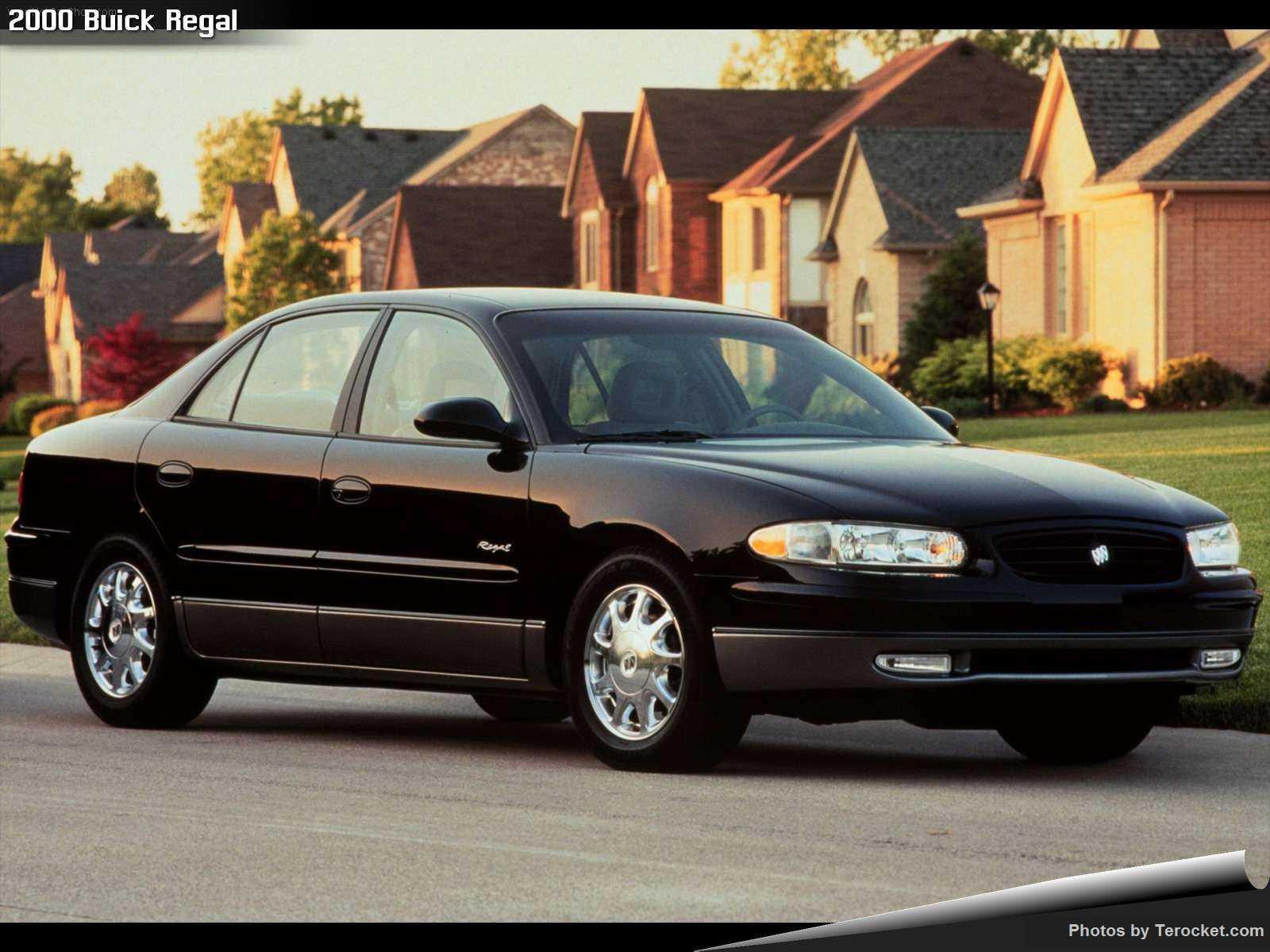 Hình ảnh xe ô tô Buick Regal 2000 & nội ngoại thất