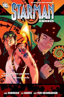 Starman Omnibus Vol. 3 by James Robinson (DC Comics)