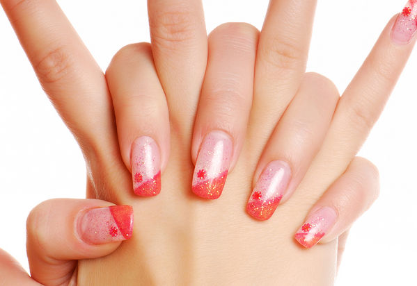 Gel Nails And Acrylic Nails - ACRYLIC NAILS