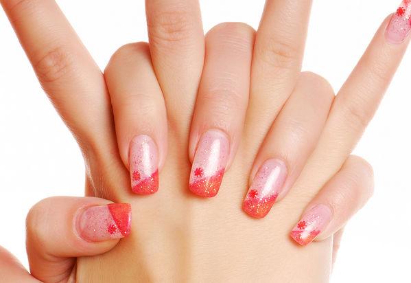 acrylic nails gel