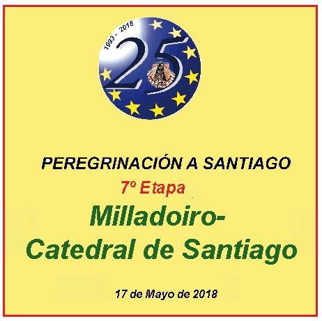 Milladoiro- Catedral de Santiago