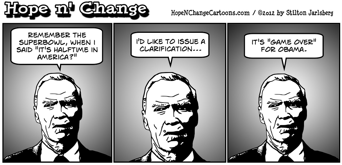 Clint Eastwood endorses Mitt Romney, hopenchange, hope and change, hope n' change, tea party, 2012 election, obama jokes, conservative, humor, stilton jarlsberg