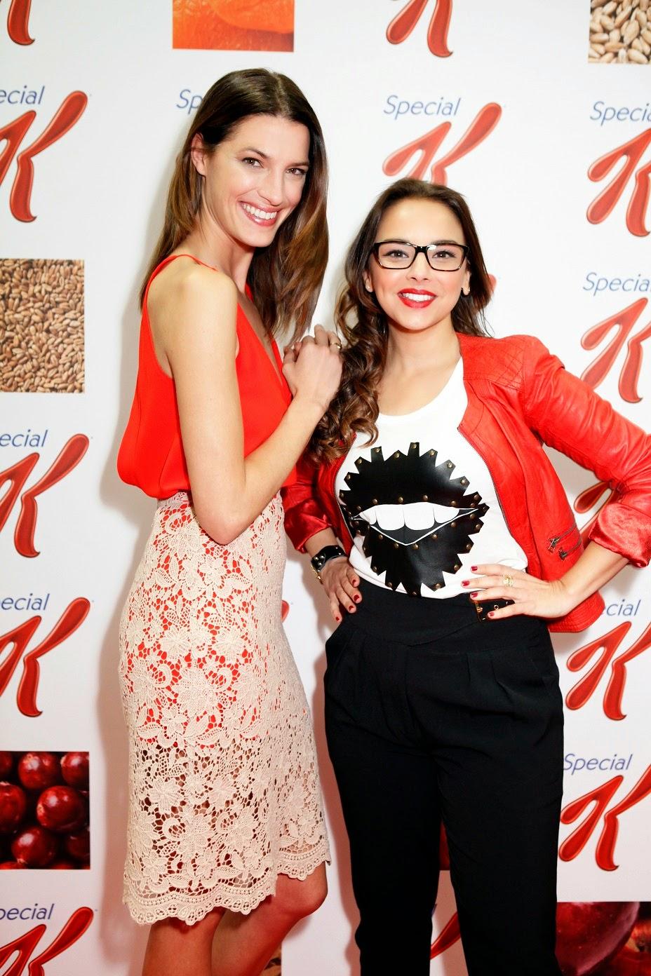 Special K, Llena tu vida de color, Vida Sana, Deseos, Laura Sanchez, Chenoa, Desayuno, Gourmet, Evento Blogger