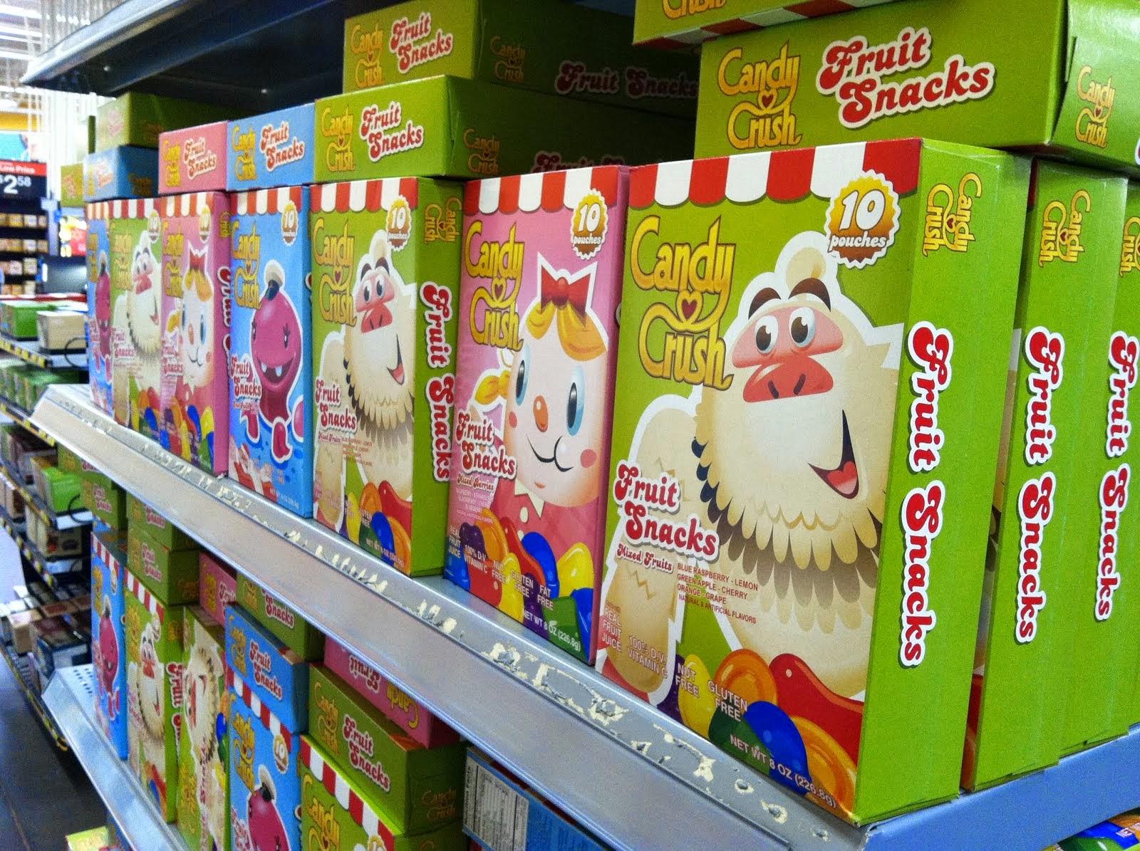 Candy Crush Gummies