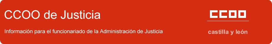 CCOO Justicia Castilla y León