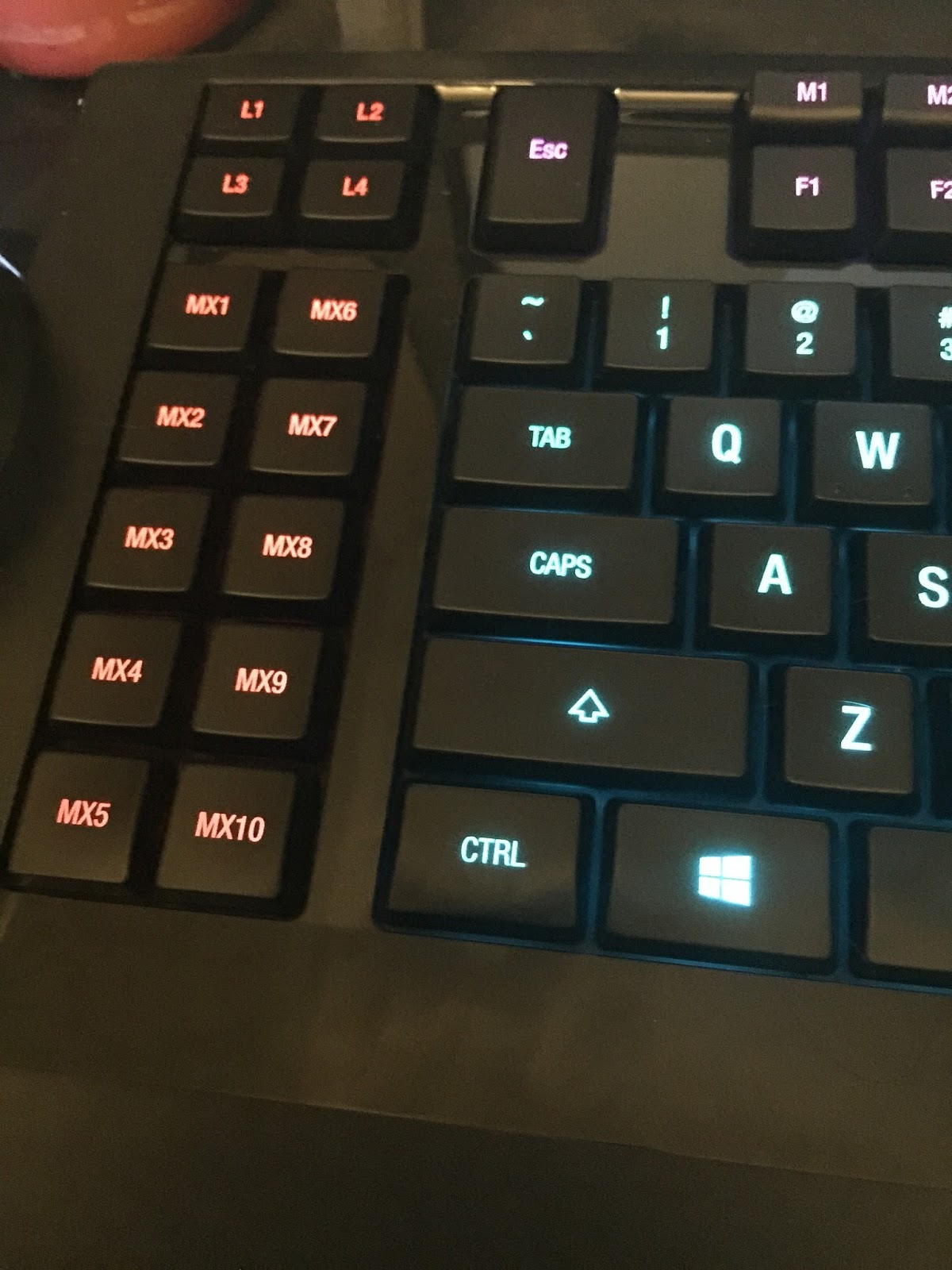Apex Gaming Keyboard from Steel Series