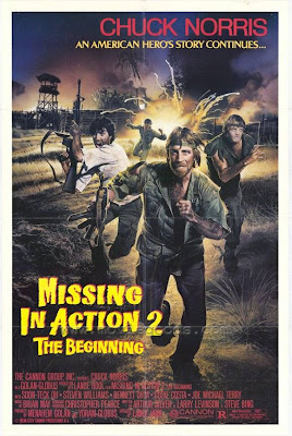 Rombo Di Tuono II – Missing In Action II (1985)