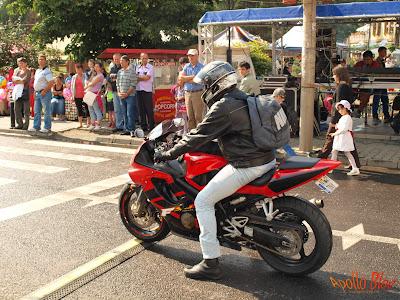 Motociclist Toplita