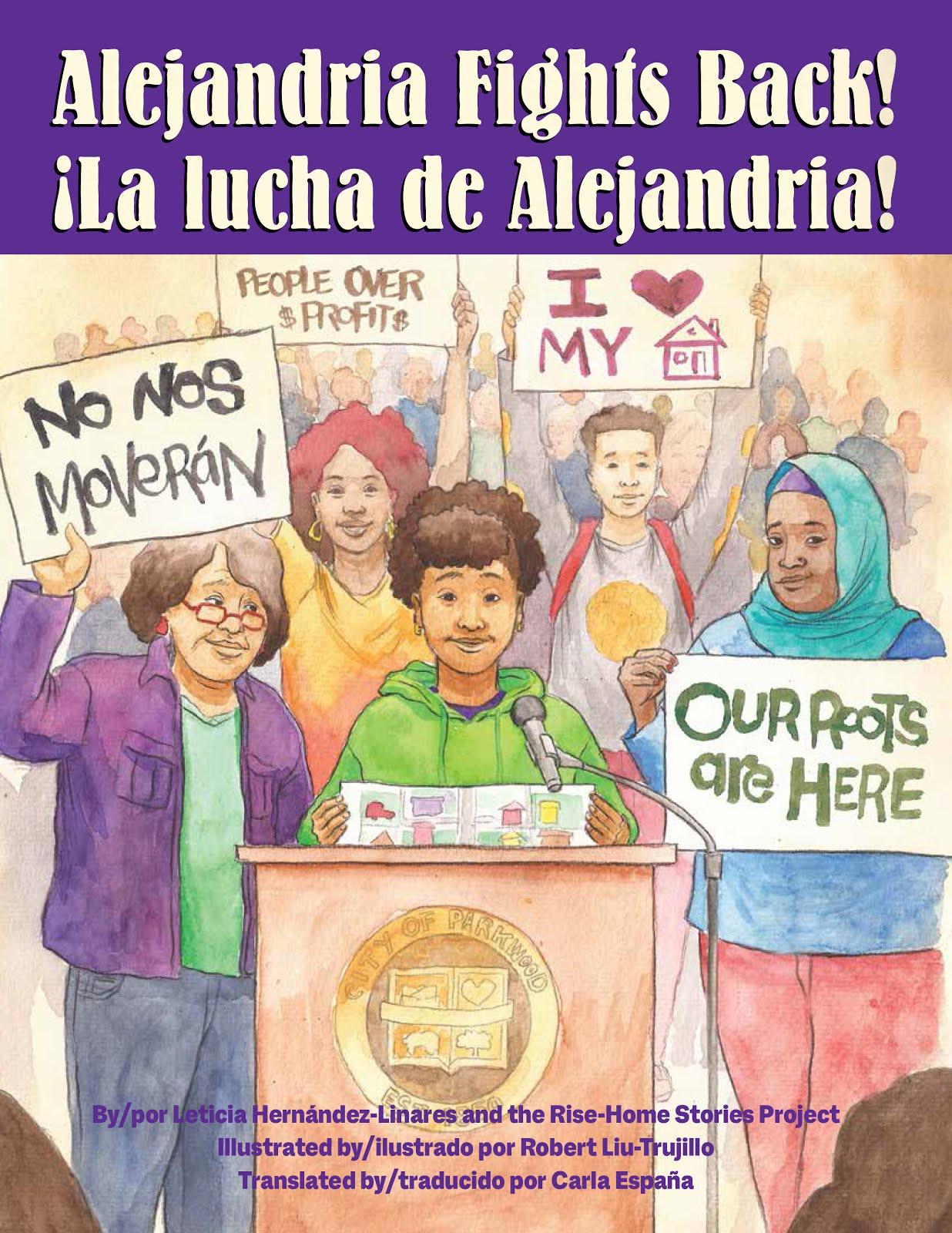 Alejandria Fights Back!