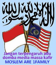 indonesia malaysia bersaudara