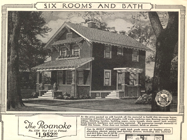 sears modern homes catalog 1922