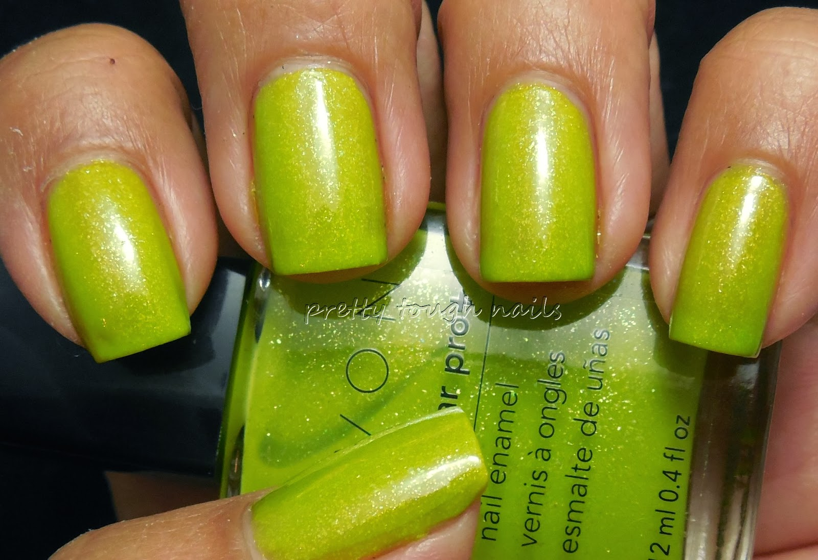 pretty::tough::nails::: Avon Nailwear Pro Divine Lime and Apple Of ...