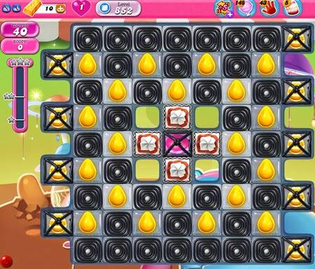 Candy Crush Saga 852
