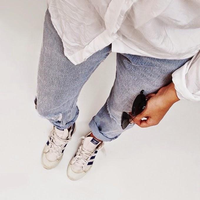 Zapatillas , día a día , Nike , Adidas , Lucía Díez