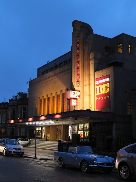 The Dominion Cinema, Cannan Lane, Edinburgh