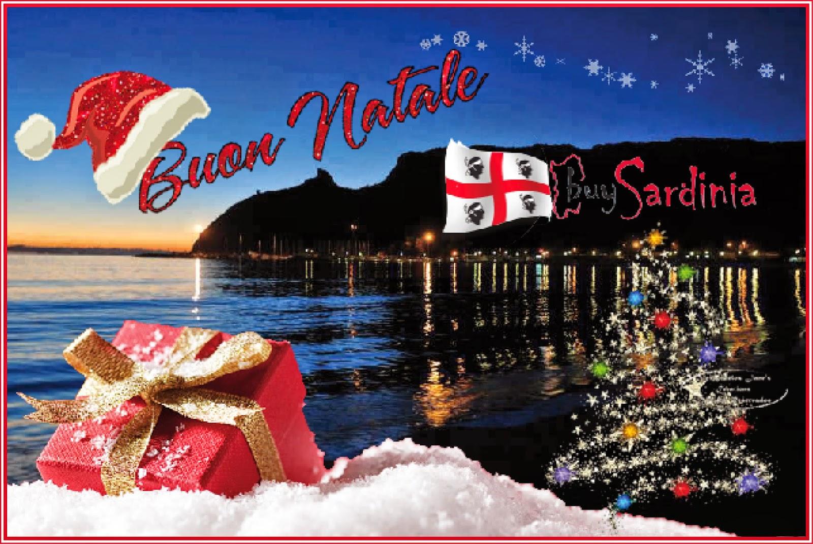 Tanti auguri di Buon Natale da buySardinia