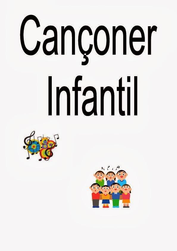CANÇONER INFANTIL