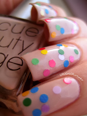 Indy's Indies Balloon House over Rescue Beauty Lounge Opaque Nude