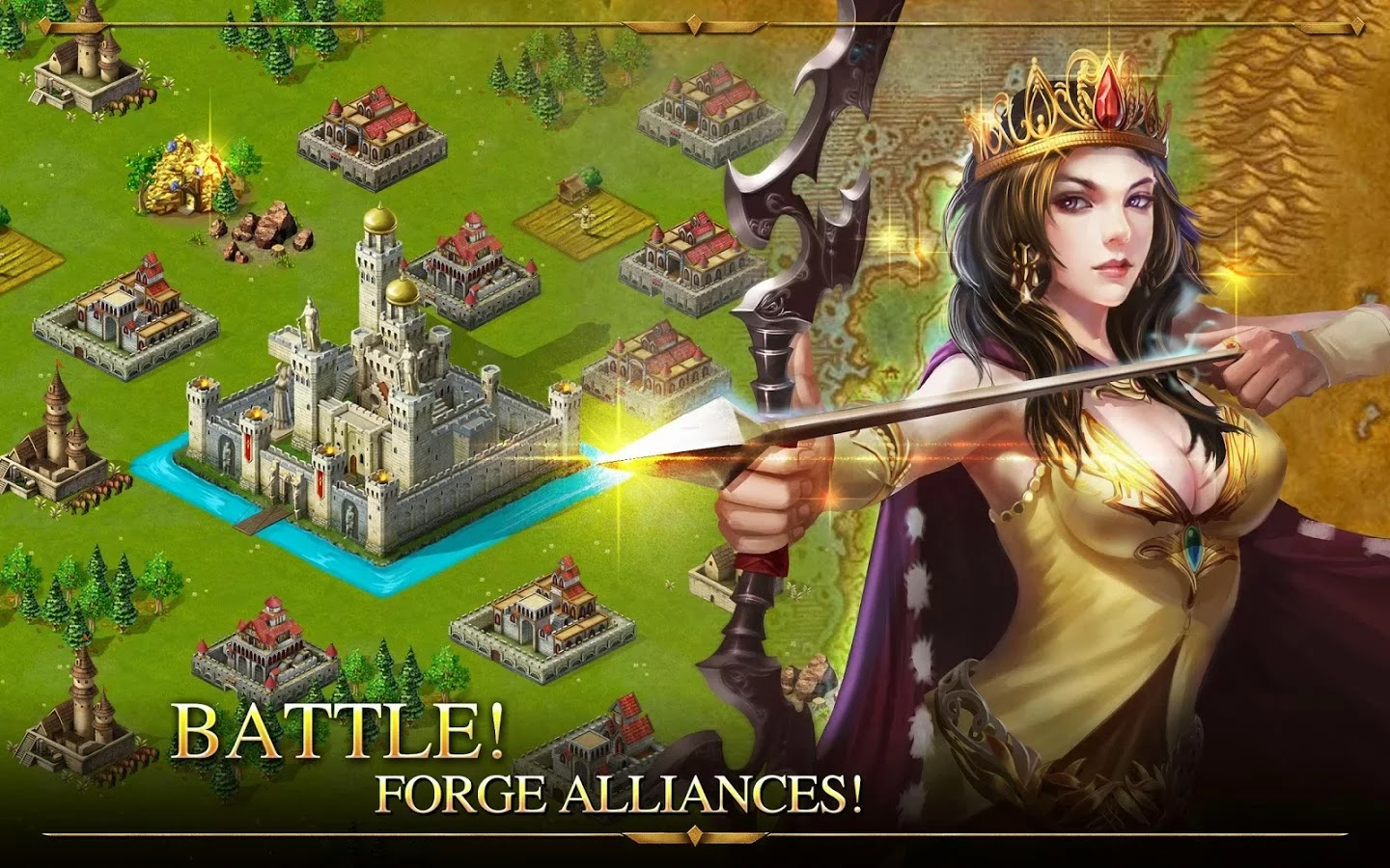 Android Age of Warring Empire Apk resimi 4
