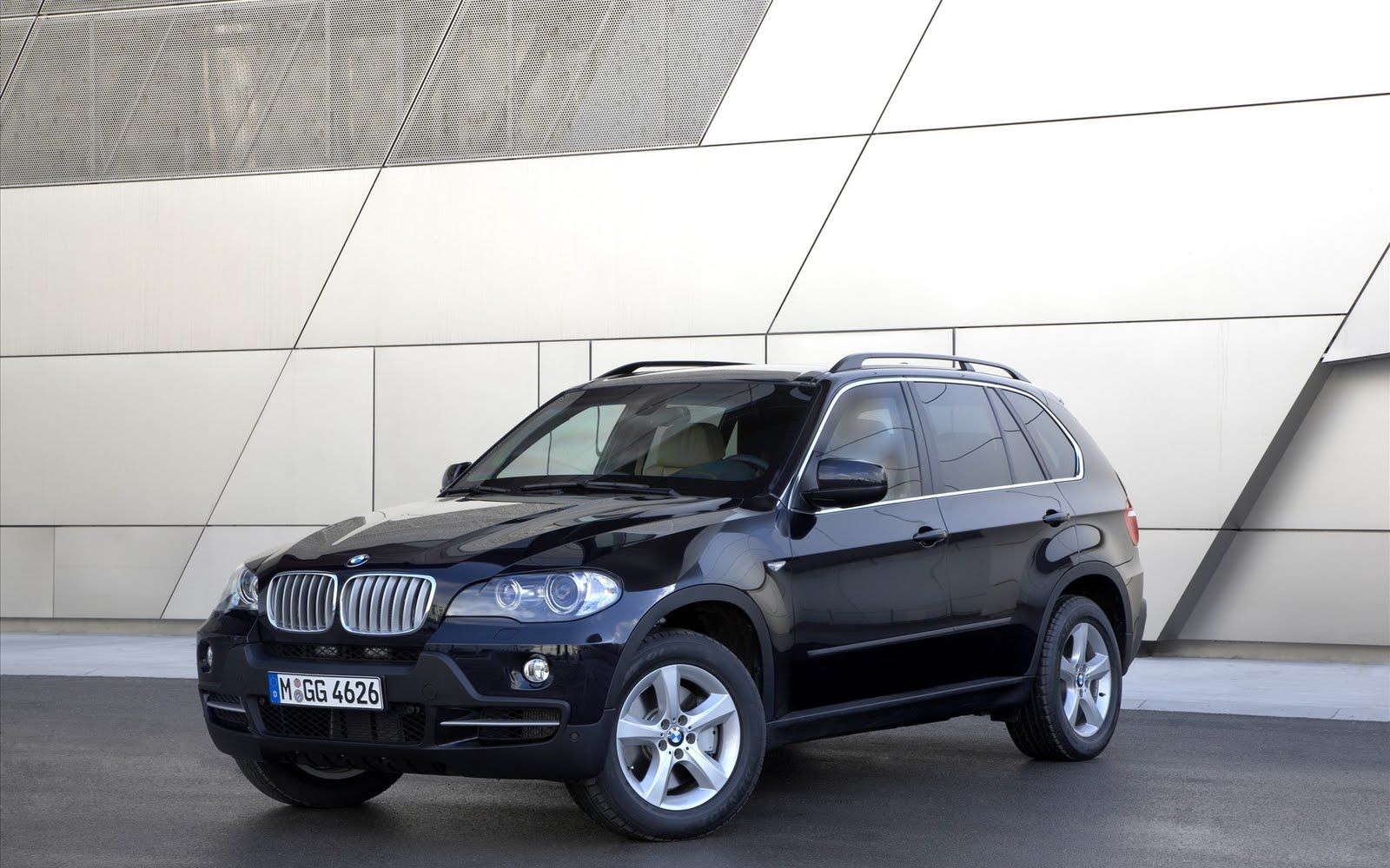 2009 BMW X5 Security Plus ~ CAR REPORT