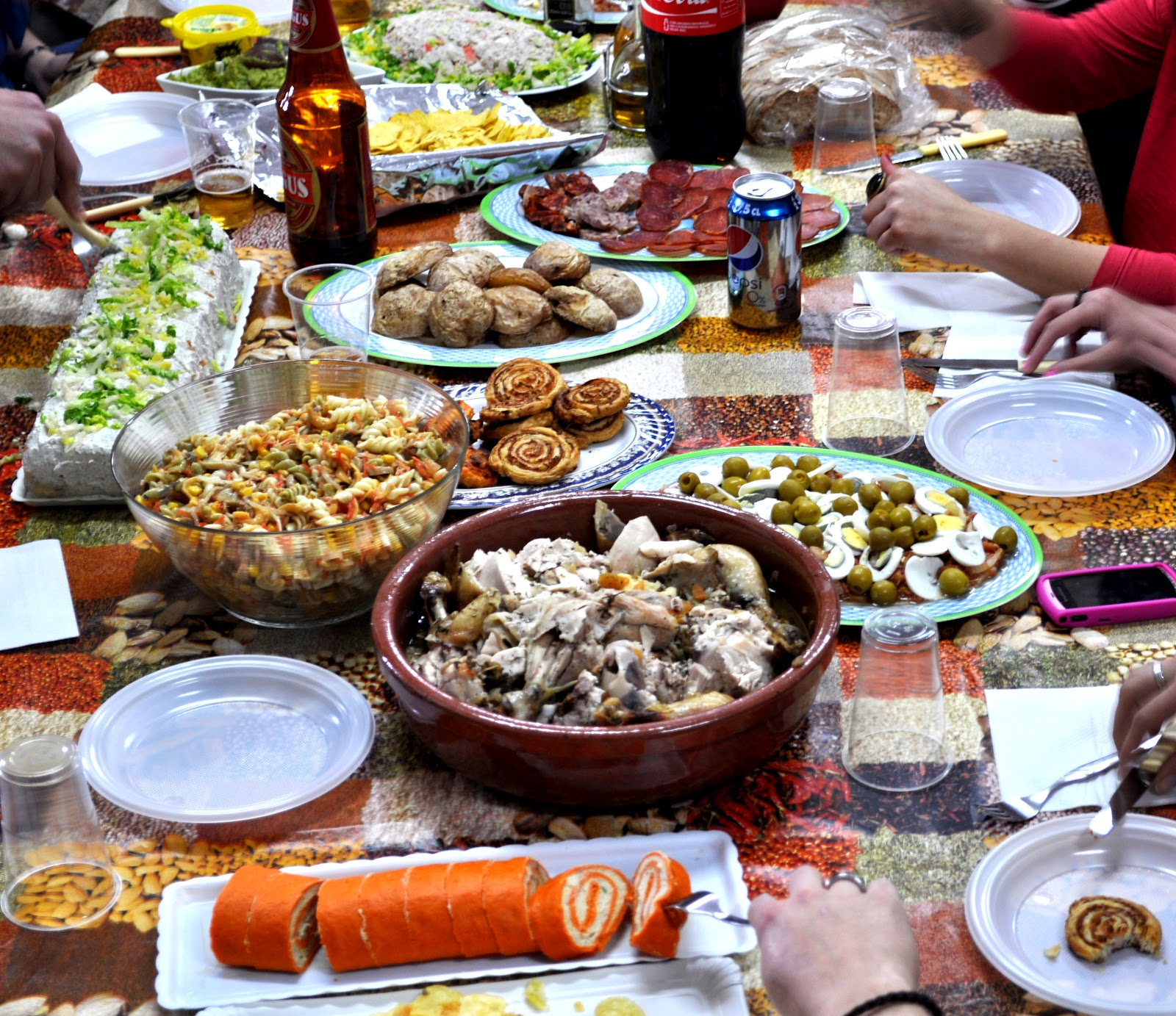 las recetas de mi comida de cumplea os On comida cumpleanos
