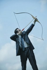 Man-Pointing-An-Arrow-Image