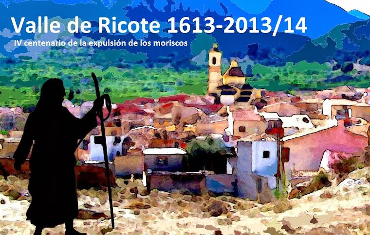 Valle de Ricote 1613-2013/14
