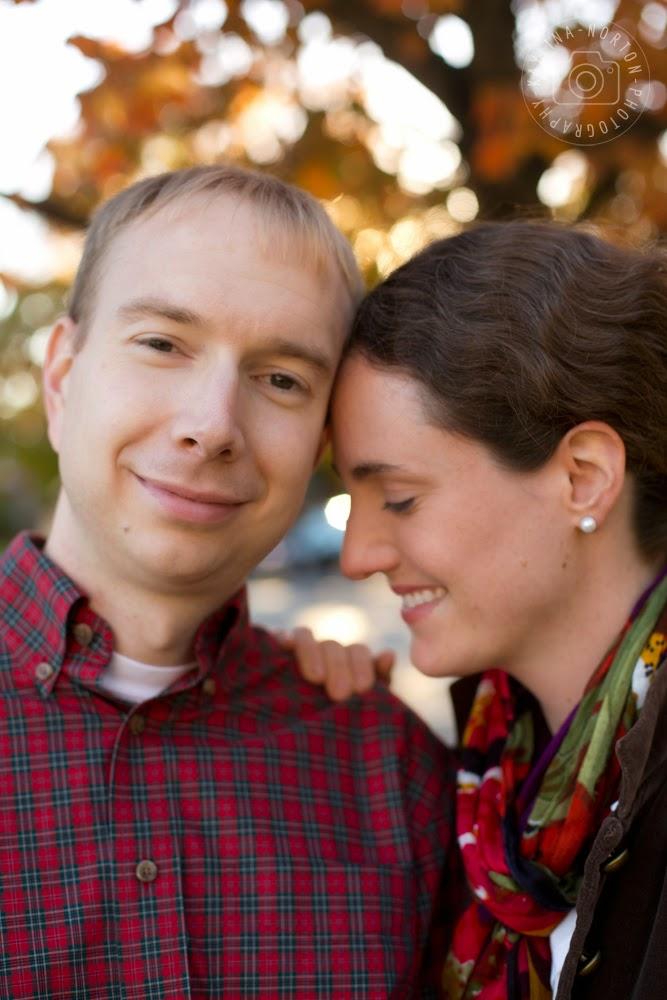 Granville Engagement Photography