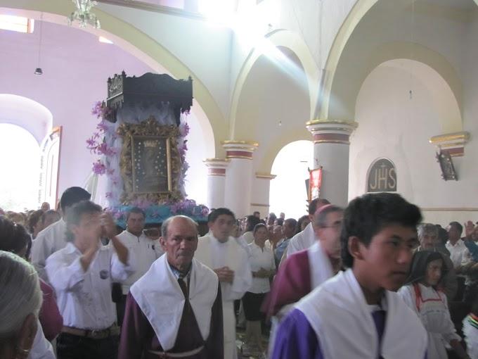 Por acto sacrílego: Cerrado Santuario Diocesano de Nuestra Señora del Socorro de Guaca