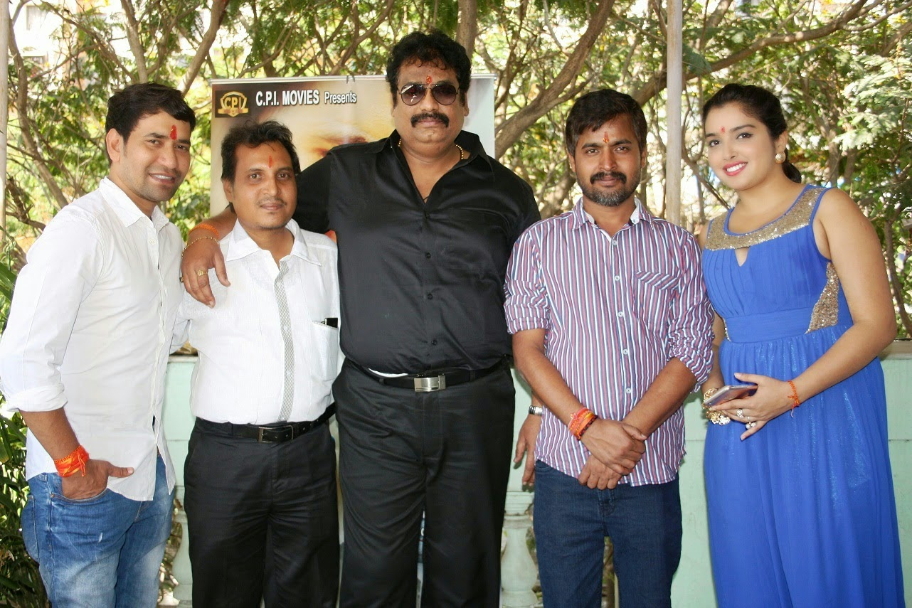 C.P.I Movies (Sujit Tiwari) New Film 'Mokama Zero Kilometer' Launched - Star Cast Dinesh Lal Yadav & Amrapali Dubey