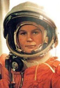 Valentina Vladímirovna Tereshkova