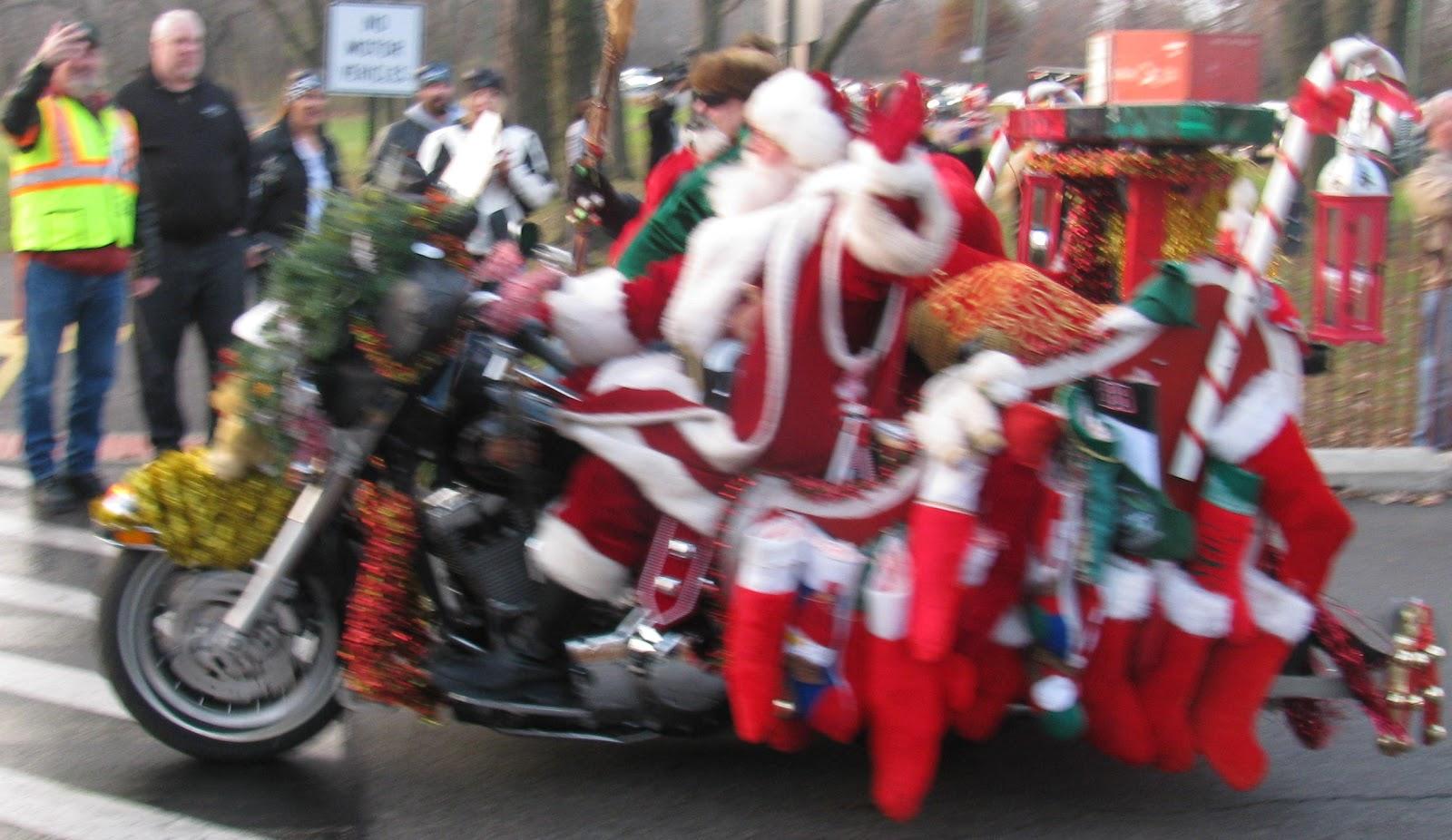 Toys For Tots Santa : The hispanic times quot toys for tots parade santa