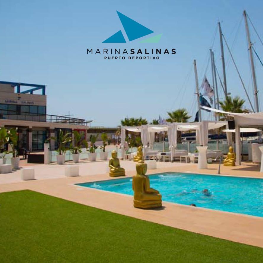Hjemmehavn Marina Salinas - Torrevieja/Spania