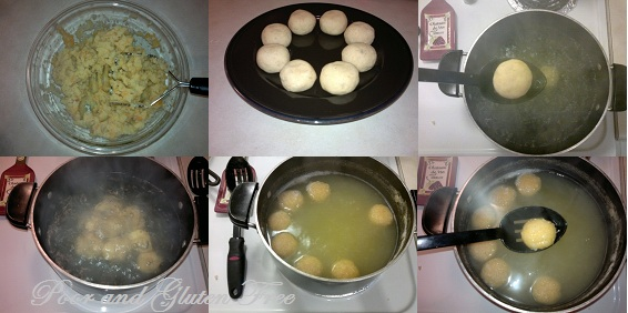 how to make russian potato dumplings