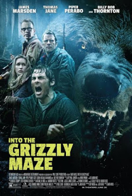Into the Grizzly Maze (2015) BluRay