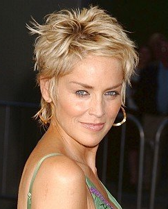 Short Shag Hairstyle For Women 2011
