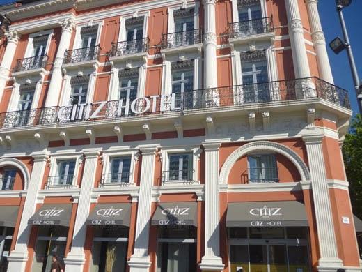 Turismo de francia un fin de semana en toulouse y carcassonne for Oficina turismo toulouse