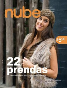Revista: Nube 10 (incluye fieltro y amigurumi)