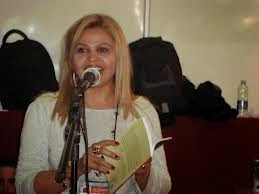 Poeta Ana Clara Cunha