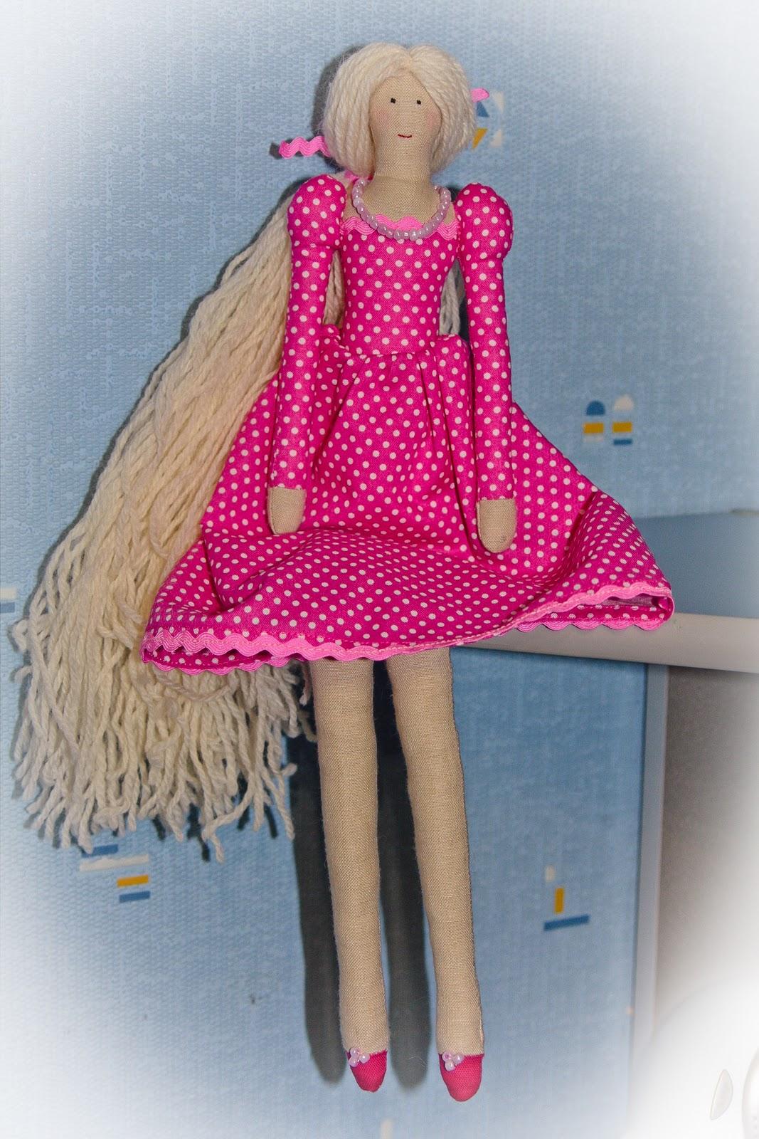 Волосы для кукол тильды своими руками 458