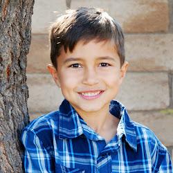 Johnnie- Age 7