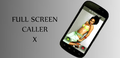 Full Screen Caller X Pro v1.6 APK