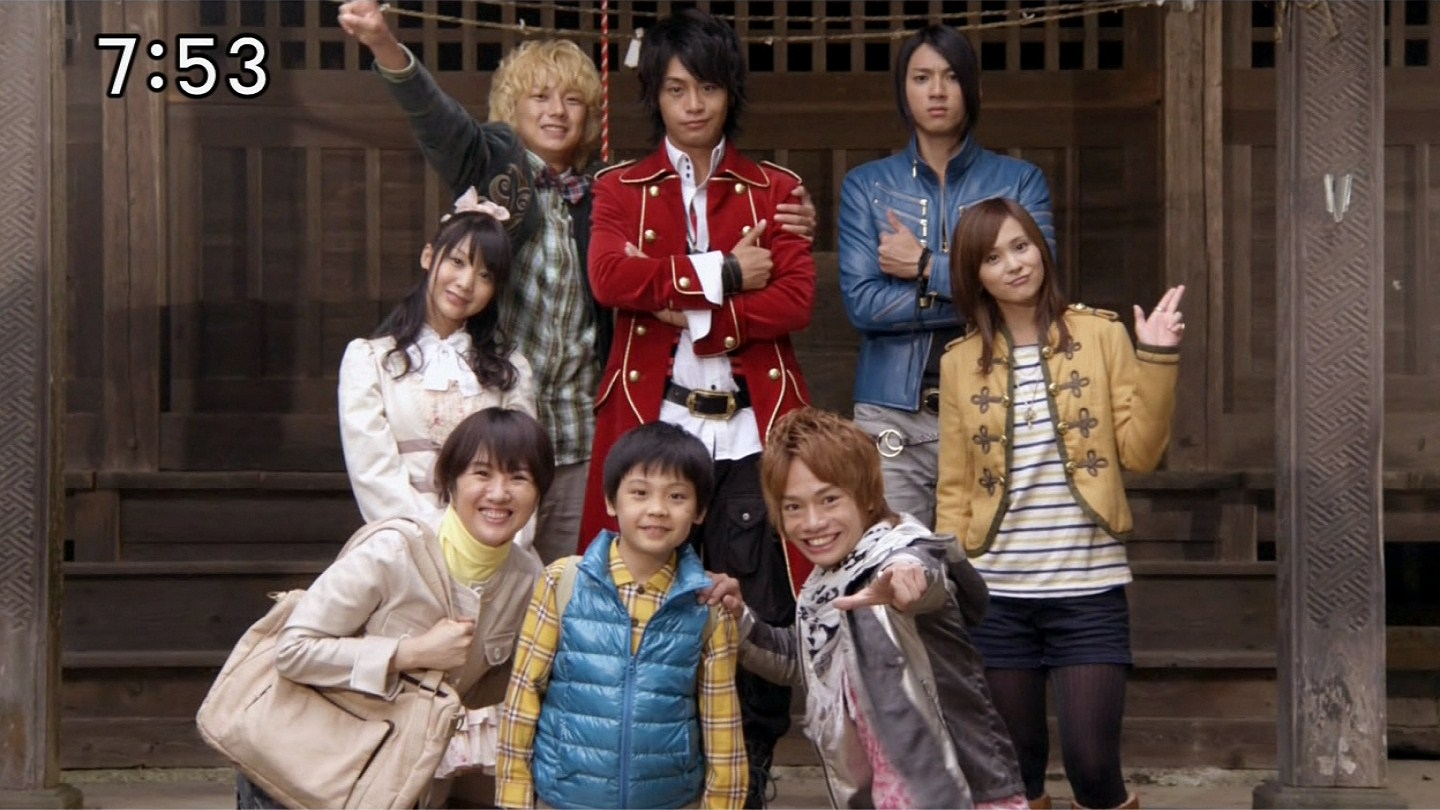 kamen sentai gokaiger episode 40 review changing your