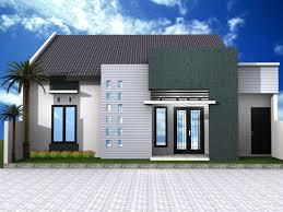 Desain Atap Rumah Sederhana Minimalis