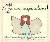 I'm an inspiration