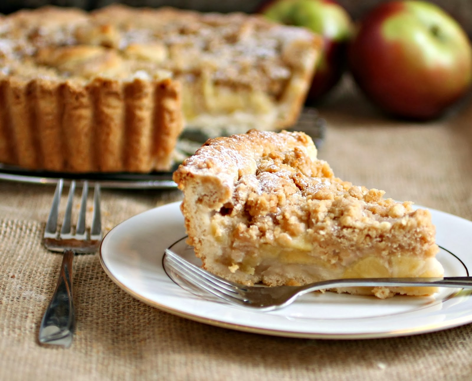 ... on Pinterest | Sweet Potato Souffle, Apple Cranberry Pie and Deep Dish