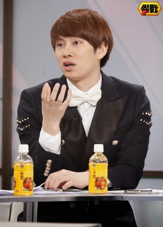 Heechul reveals SNSD refilm their MV & he's anticipating Orange Caramel's comeback