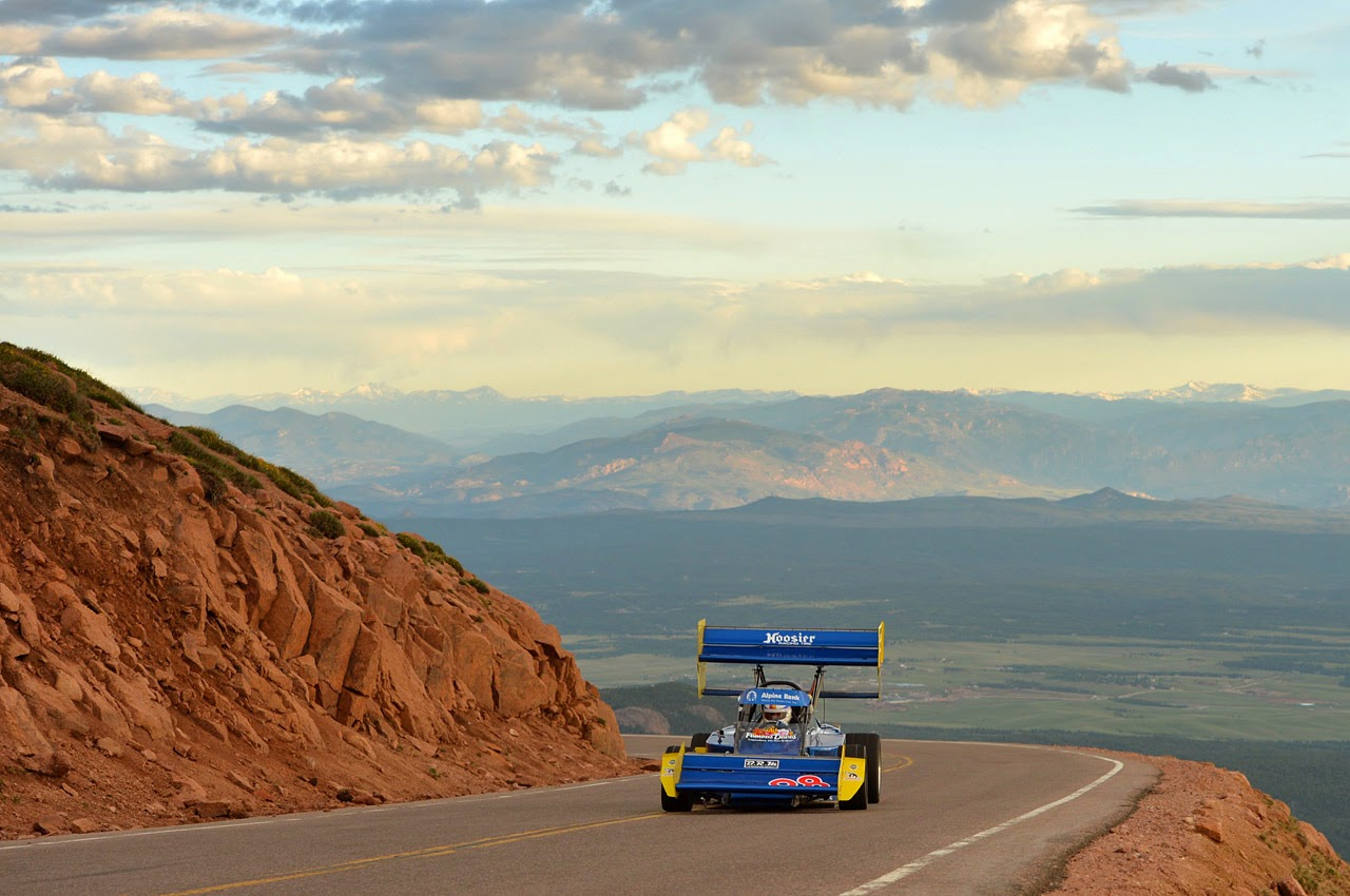 2014 pikes peak hill - photo #11