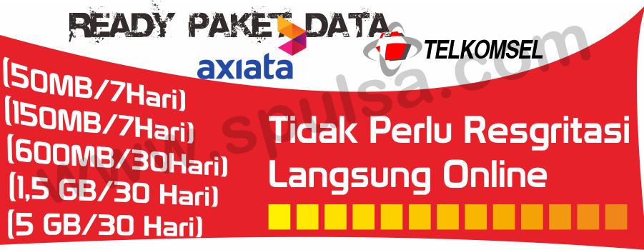 READY PAKET DATA